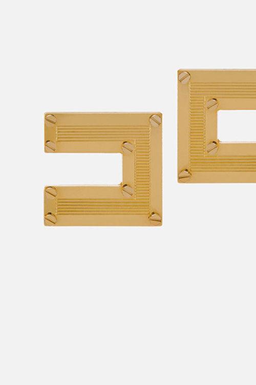 Immagine di Orecchini logo Elisabetta Franchi (SOLD OUT)