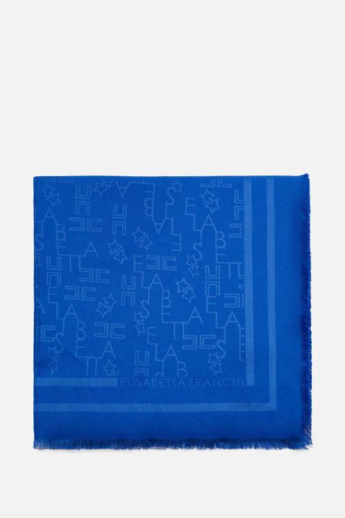 Immagine di Sciarpa quadrata Elisabetta Franchi