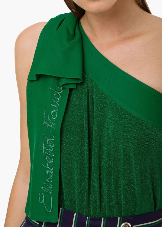 Immagine di Body plissettato Elisabetta Franchi