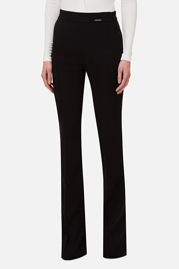 Pantaloni Donna Elisabetta Franchi PA07201E2 Verde PA07201E2-124