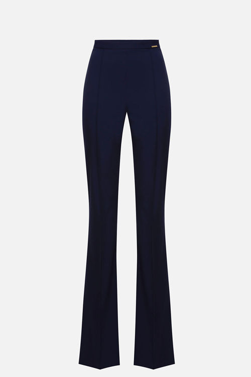 Immagine di Pantalone svasato Elisabetta Franchi