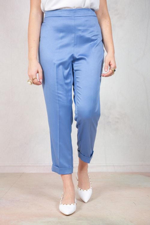 Immagine di Pantalone effetto lucido opaco Sweet Lola