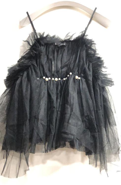 Immagine di Blusa in tulle Brigitte Bardot