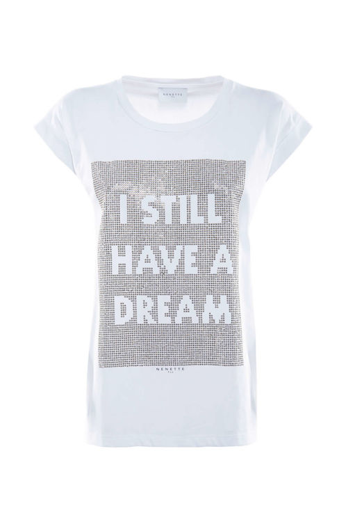 Immagine di T-SHIRT stampa dream Nenette