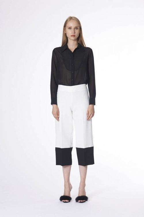 Immagine di Pantalone fondo contrasto Giorgia & Johns