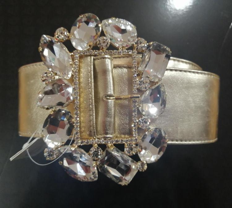Immagine di Cintura Fibia Grande Trik Bijoux