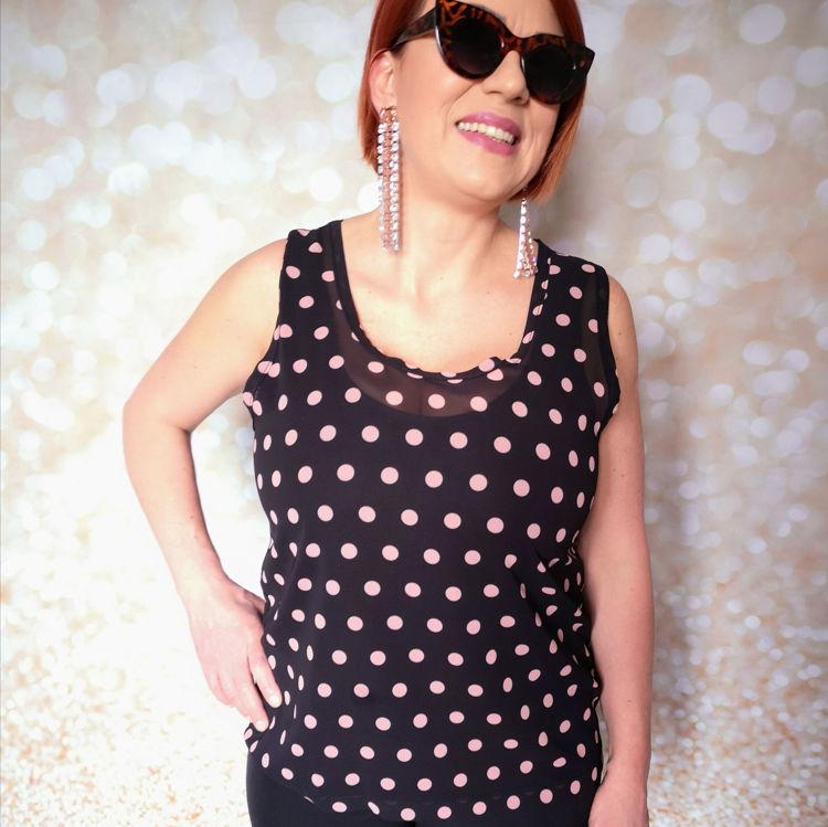 Immagine di Blusa donna Federica Erre