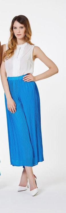 Immagine di Pantaloni culotte plissettati Koralline