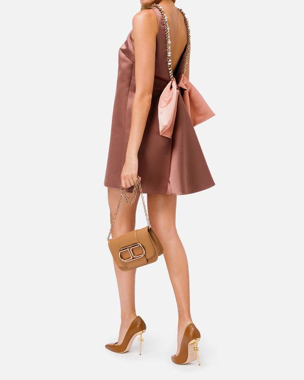 Immagine di Tubino smanicato con fiocco Elisabetta Franchi