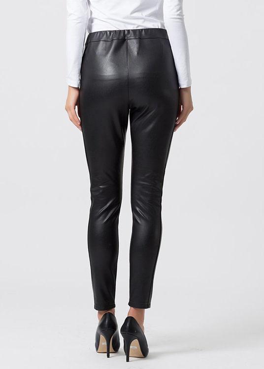 Immagine di Pantalone fashion ecopelle Donna Kocca