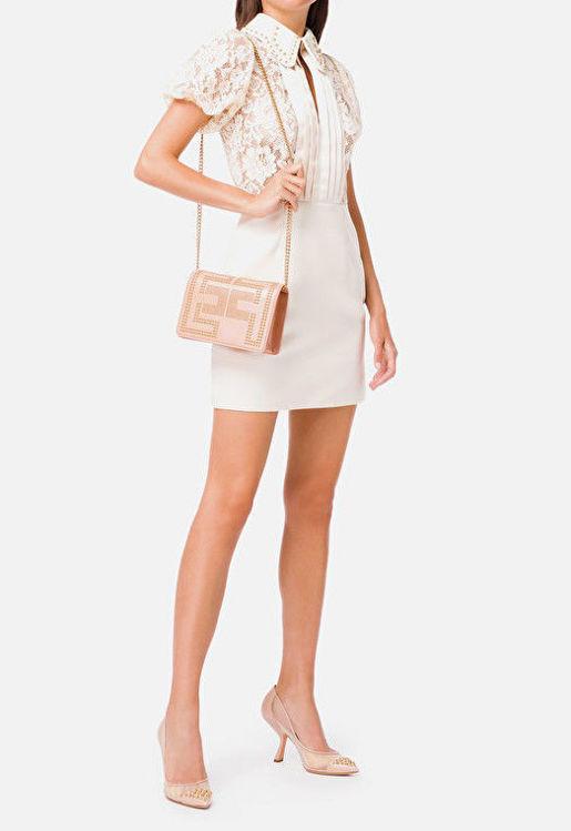 Immagine di Mini dress con pizzo Elisabetta Franchi