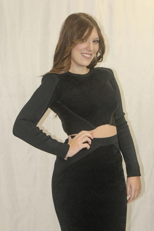 Immagine di Completo tricot  Elisabetta Franchi (ESAURITO)