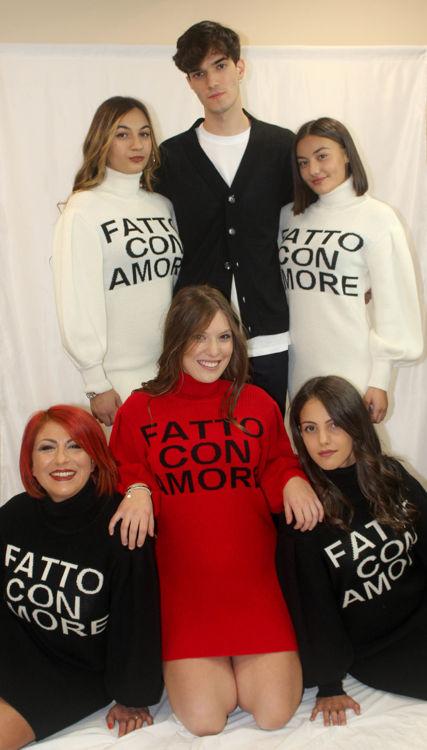 Immagine di Maxy Pull - Fatto con Amore Giulia N (ESAURITO)