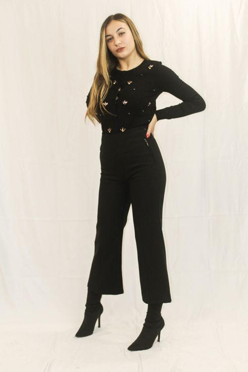 Immagine di Pantalone con tasche e con zip  Koralline