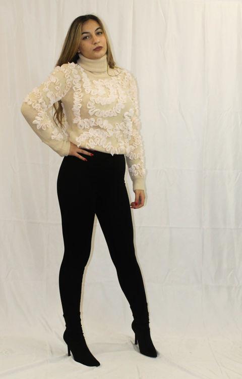 Immagine di Pantalone leggins skinny Silvian Heach