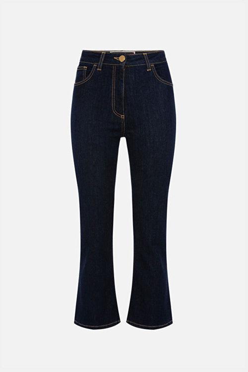 Immagine di Jeans zampetta Elisabetta Franchi