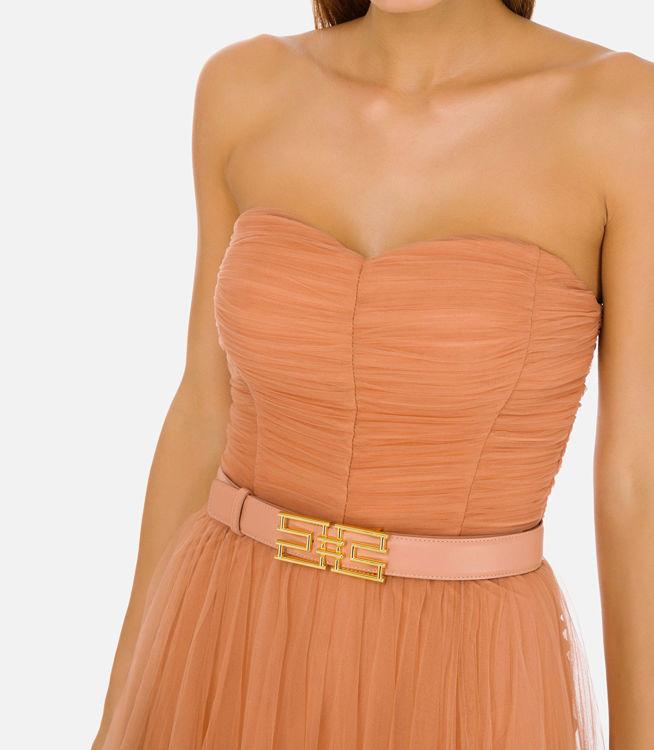Immagine di Cintura con logo Elisabetta Franchi