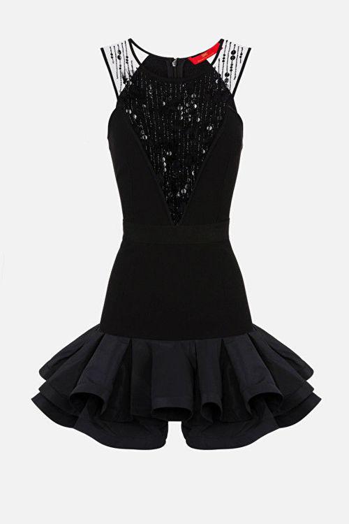 Immagine di Mini abito con rouches Elisabetta Franchi
