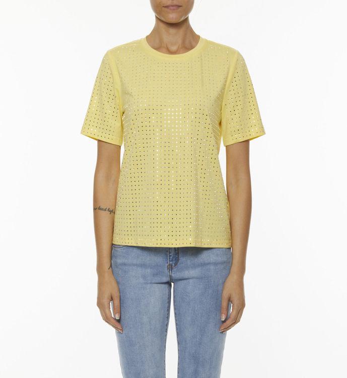 Immagine di T-shirt con strass ALL OVER Koralline