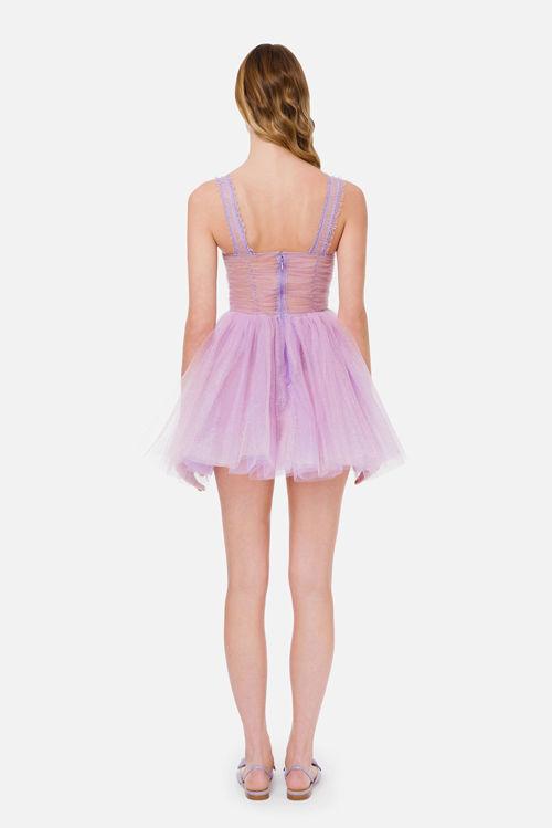 Immagine di Mini abito in tulle Elisabetta Franchi