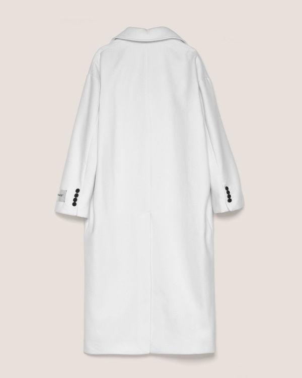 Immagine di Cappotto in panno doppiopetto Hinnominate
