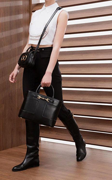 Immagine di Pantalone con logo light gold Elisabetta Franchi