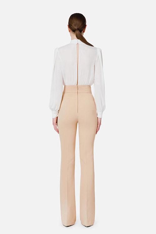 Immagine di Tuta combinata con camicia e pantalone Elisabetta Franchi