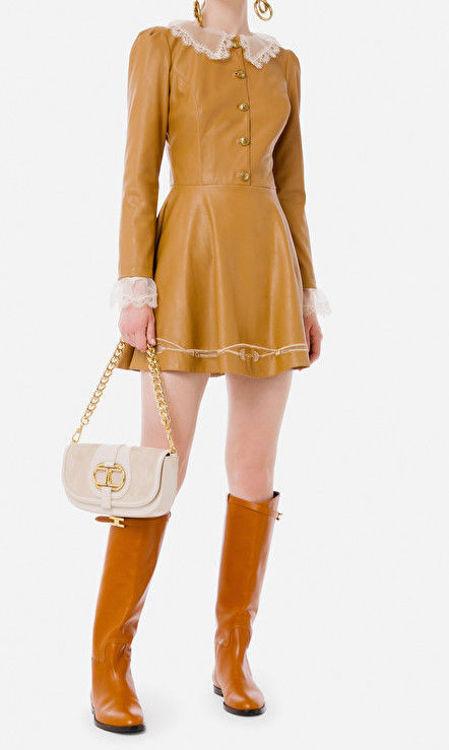 Immagine di  Mini dress con colletto in pizzo Elisabetta Franchi