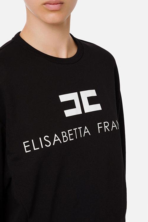 Immagine di Felpa logo Elisabetta Franchi