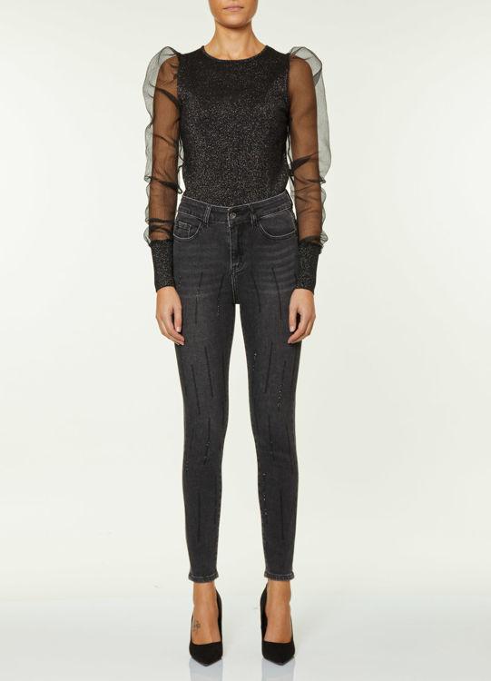 Immagine di Jeans con strass  Koralline